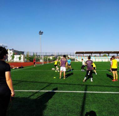 ALG Spor Kulübü | Antrenman