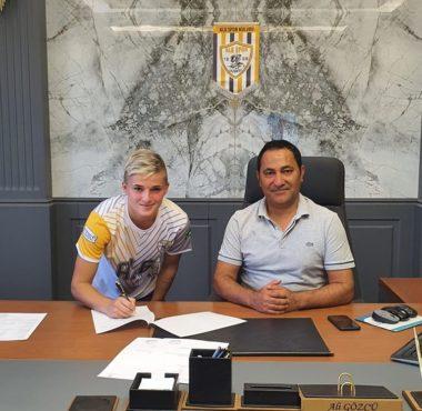 Yana Derkach | Alg Spor Kulübü