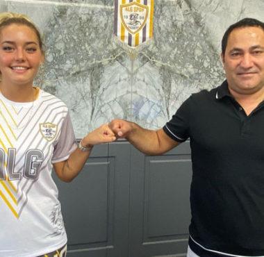 Aycan Yanaç ALG'de | Alg Spor Kulübü