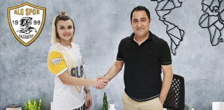Selda Akgöz | Alg Sğpr Kulübü
