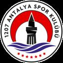 1207 Antalya Spor Takım Logosu | Alg Spor Kulübü