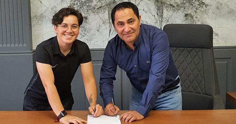 ALGSPOR başarılı hocasıyla sözleşme yeniledi