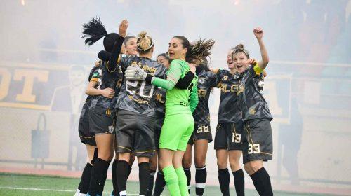 2019-2020 Kadınlar 1. Ligi Şampiyonu   Alg Spor Kulübü