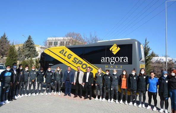 ALG Sponsoru Angora Halı